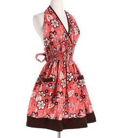 Aprons for women | ... Frugality: Super cute aprons for women and kids, bibs, and more