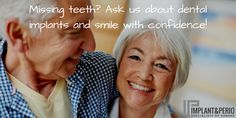 Dental implants are changing the way people live. They are designed to provide a foundation for replacement teeth which look, feel and function like natural teeth. Implants help preserve facial structure, preventing bone deterioration that occurs when teeth are missing. Patients with dental implants can smile with confidence. Contact us now to schedule YOUR consultation. Call (316) 683-2525.
