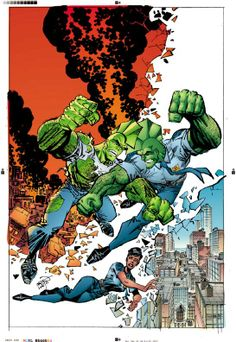 Savage Dragon #99 textless cover art