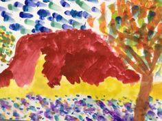 """Painting with Impressionism - """"After Monet"""" Art Calendar, Learn Art, Art School, School Daze, Claude Monet, Art Classroom, Art For Kids, Kid Art, Art Plastique"""
