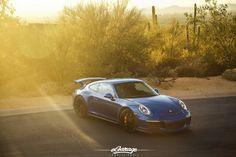 GT3 basking in the sunlight - Starting to love this Porsche - #Porsche #PorscheGT3 #GT3 #eGarage