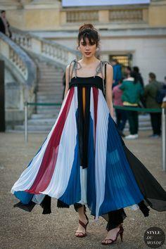 Hikari Mori After Chloe by STYLEDUMONDE Street Style Fashion Photography