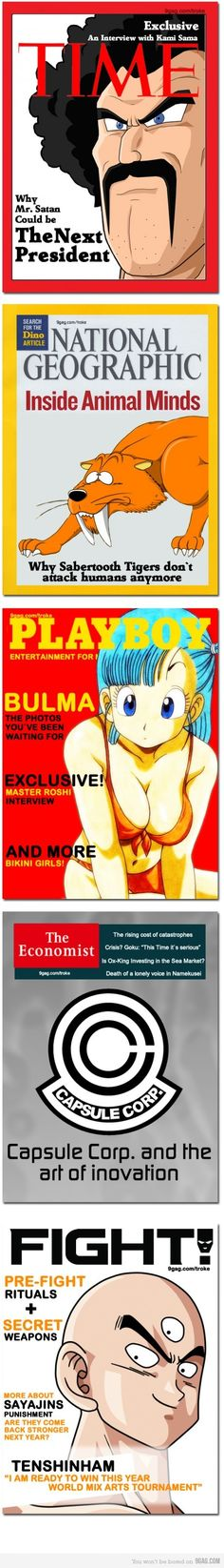 Dragon Ball News