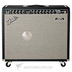 Fender 65 Twin Custom 120 V Black - 2173000010 - 717669275242