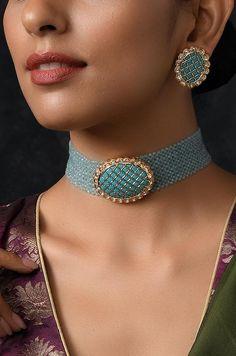 Beaded Choker, Beaded Jewelry, Gold Jewelry, Beaded Necklaces, Luxury Jewelry, Pearl Jewelry, Pendant Jewelry, Diamond Jewelry, Wedding Jewelry