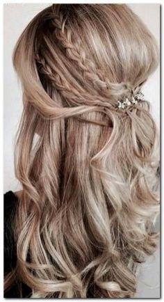 Wedding Hairstyles Half Up And Half Down (8)