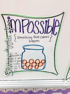 Here you'll find 10 fantastic probability and graphing anchor charts.