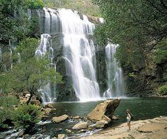Mackenzie falls, the grampians. Victoria, Australia  Hiking, walking