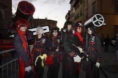 Lucca Movie Comics & Games 2012