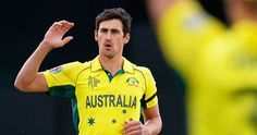 MITCHELL STARC IS CALLED BACK TO SQUAD FOR TOUR OF SRI LANKA