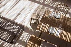 Scorpios Mykonos is the celebration of traditional craftsmanship, organic materials and a bohemian style interior design. San Giorgio Mykonos, Villa Am Meer, Lion Photography, Bar Design Awards, Interior Concept, Interior Design, Interior Sketch, Interior Doors, Modern Interior