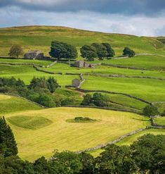 Oxnop Farm in the Yorkshire Dales.