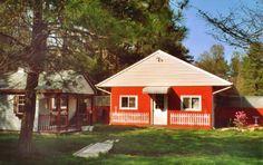 Kennel & Cat Cottage.
