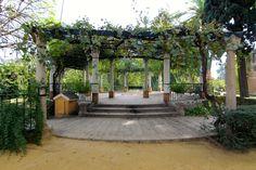 Pergola Spain Seville Gardens
