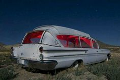 Pontiac ambulance, NEED!