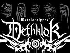 Dethklok! How Metal Are You?