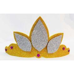 Corona Frozen Princesas Rapunzel Souvenirs