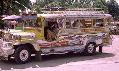Jeepney, la manera m