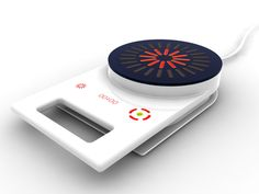 Portable electric stove by Dada6 , via Behance