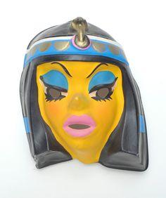 Cleopatra Plastic Vintage Collegeville Ben Cooper Halloween Mask | eBay