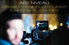 """Grosser Erfolg für die Ausbildung zum Special Make Up Artist bei Art Niveau! Die Schülerinnen von Art Niveau haben bei """"Mannheim – Der Film"""" die Maske eigenständig betreut. Das war die grosse Chance zu zeigen, wie gut sie schon sind, denn die Maske in einem Kinofilm ist schon besonders anspruchsvoll."""