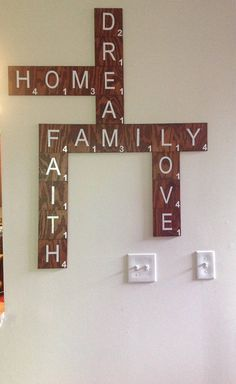 Best Of Wood Letters at Hobby Lobby