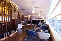 Gallery of Virgin Atlantic Clubhouse / Slade Architecture - 5