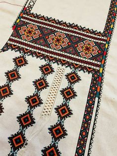 Bohemian Rug, Cross Stitch, Stripes, Embroidery, Rugs, Knitting, Design, Patterns, Crossstitch