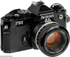 Nikon FE2. I've had a few of the FEs and FE2s. Well made, solid cameras. Drop in the K3 focusing screen from the FM3a, and have a nice, bright viewfinder. Never much cared for the match-needle metering display, though. I shoot a lot of low- and available light and appreciate the led displays.