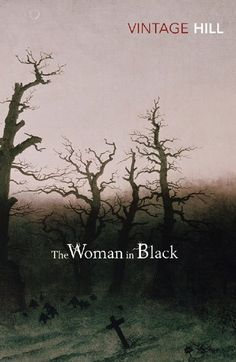 A mysterious, vengeance-filled spirit stalks an English town, appearing wherever… I Love Books, Great Books, Books To Read, My Books, Scary Movies, Horror Movies, The Woman In Black, Vintage Classics, Gothic Horror