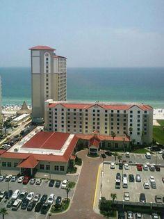 Hilton Pensacola Beach from Pensacola Beach 360!