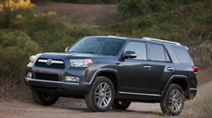 Four Toyota Models Included in Most Reliable 2013 Corssovers/SUVs Top