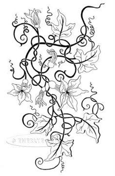 Pumpkin blossoms I love this tattoo