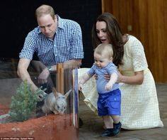 Prince William, who drove his wife and daughter home to their apartment in…