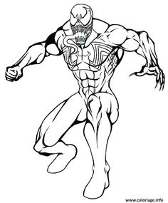 spiderman venom coloring pages from Spiderman Coloring Pages Printable. The Spiderman is a well known super hero who is good at climbing buildings. The red-costumed superhero figure was created by comic artist Stan Lee ab. Turtle Coloring Pages, Superhero Coloring Pages, Spiderman Coloring, Lego Coloring Pages, Marvel Coloring, Free Coloring Sheets, Coloring Pages To Print, Printable Coloring Pages, Coloring Books