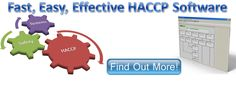 HACCP Food Safety and security