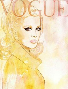 Fashion Illustration by Esther Bayer at LuLus.com!