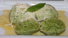 Rezept Bärlauch-Parmesan-Knödel lowcarb glutenfrei