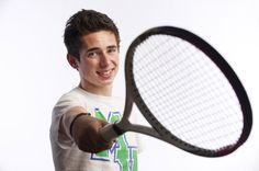 Mountain View's Trevor Jones is All-Region boys tennis player