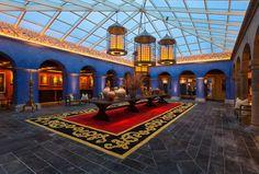Hotel Palacio del Inka, Cusco. Perú