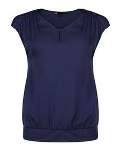 DAMES BLOUSE Indigo Indigo, Blouses, Fashion, Fashion Styles, Moda, Indigo Dye, Blouse, Fashion Illustrations, Woman Shirt