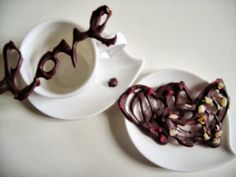 The Chocolate Corner Design: Cuori di Cioccolato / Chocolate Hearts