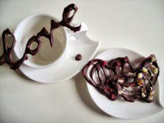 The Chocolate Corner Design: Cuori di Cioccolato / Chocolate Hearts