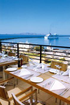 Lato Boutique Hotel in Heraklion, Heraklion, Crete Romantic Moments, Romantic Places, Beautiful Islands, Beautiful World, Heraklion, Outdoor Tables, Outdoor Decor, Greece Travel, Crete