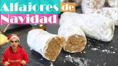 Alfajores Christmas or Andalusian. Easy and delicious recipe. - YouTube