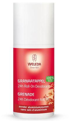 Granaatappel 24h Roll-On Deodorant
