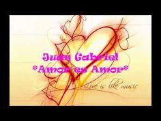 Juan Gabriel - Amor es Amor