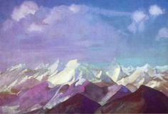 Nikolay Rerih http://en.wikipedia.org/wiki/Nicholas_Roerich