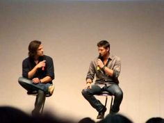 Jensen talking about how he gets recognized by people, one funny story in particular :)