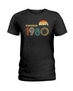 1980 Vintage Birthday, Vintage Shirts, Cool Tees, Birthday Shirts, Mugs, My Style, Phone Cases, Mens Tops, Amazing